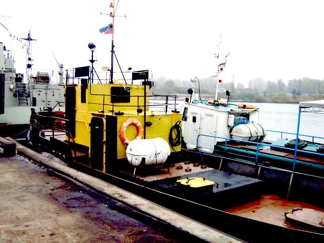 Salg slæbebåd, projekt 433 - Skib til salg
